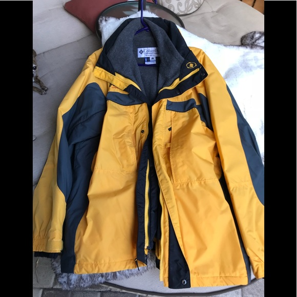 Men's Columbia Cross Terra jacket